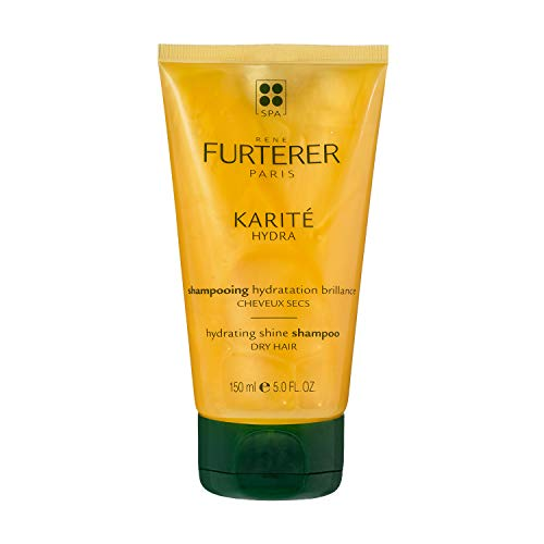 Rene Furterer Karité Hydra Feuchtigkeits-Shampoo, Glanz, 150 ml