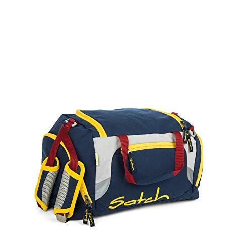 Satch Sporttasche Flash Hopper, 25l, Schuhfach, gepolsterte Schultergurte, Blau