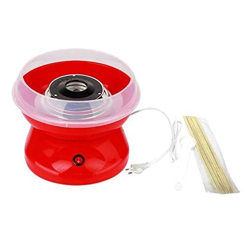 Bnoeo Macchina per Zucchero Filato | Retro Cotton Candy Machine per Casa | Uttalizare Regolare Zucchero o Caramelle Senza Zucchero | 500W ,Colore Multiplo
