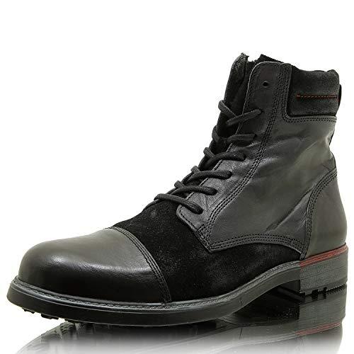 nobrand Herren Stiefel 13272 Black schwarz 758781
