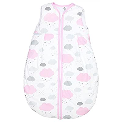 TupTam Saco de Dormir sin Mangas Calentado para Bebé