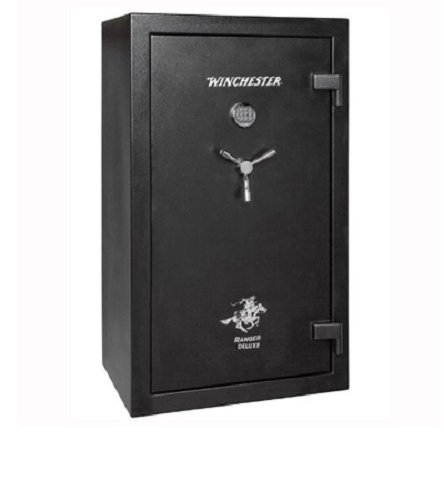Winchester BD5942BE Win Big Daddy Series, Black - E-lock, 60x42