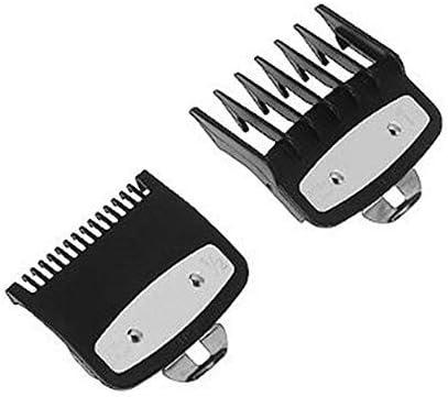 13 opinioni per Cuttey Guide di taglio con clip in metallo pettini 1,5 mm 4,5 mm- Adatte a