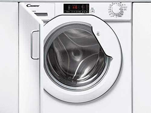Candy, CBWM 814D-S, Einbauwaschmaschine