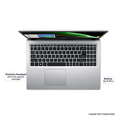 Acer Aspire 3 core i5 11th Generation Processor 15.6-inch Full HD Thin and Light Laptop - (8 GB/1 TB HDD/Windows 10 Home/Intel Iris Xe Graphic/Microsoft Office 2019/1.7Kg/Silver) A315-58