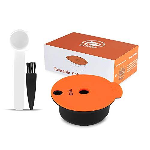 i Cafilas 1 Capsulas Recargables Rellenables para Bosch-s Tassimo ,capsulas Bosch-s Tassimo...