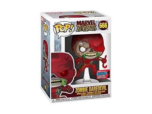 Funko POP! Marvel Daredevil: Daredevil Exclusivo
