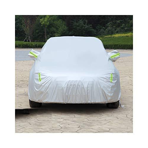 Shatong Car Cover Autoafdekking, compatibel met Chevrolet Blazer meerlagige autoafdekking, waterdicht, all-weather voor auto's, limousines, katoenen markies, buitenpersoonskenning