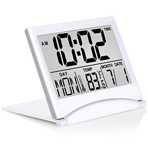 Betus Digital Travel Alarm Clock