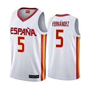 K&Q Camiseta Niño Ricky Rubio Selección Española de Baloncesto ...