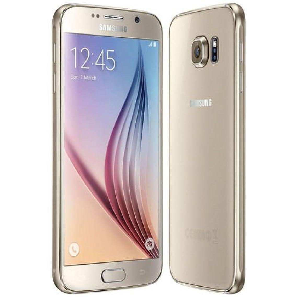 Samsung Galaxy S6 G920T GSM Unlocked (Gold, 64GB)