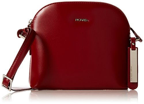 Picard Damen Berlin Tasche, Rot (Rot), 6x17x20 cm (B x H x T)