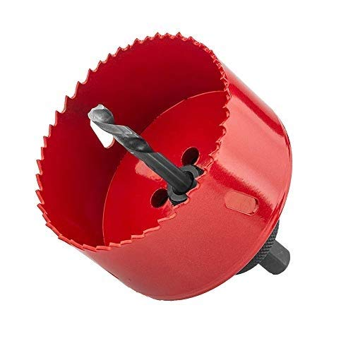 50mm 1PCS Hole Saw Cutter M42 Bi-Metal Hole Saw Drill Bit for Wood Plastic Aluminum