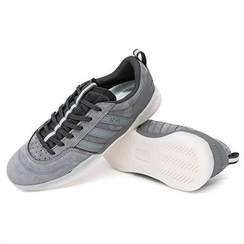 adidas City Cup X Numbers, Zapatillas de Entrenamiento para Hombre, Gris (Grefiv/Carbon/Greone Grefiv/Carbon/Greone), 48 EU