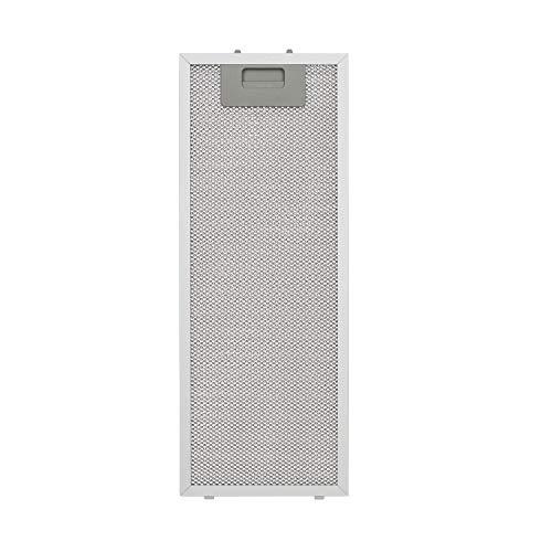 KLARSTEIN Paolo - 52 16,8 x 44 cm filtre à graisse en aluminium filtre de remplacement accessoire argent
