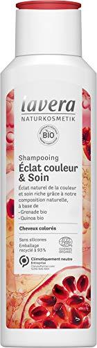 Lavera Shampooing Éclat Couleur & Soin - Shampooing - Éclat Couleur & Soin - Soins...