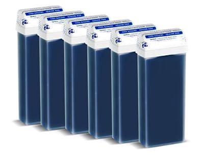 Beauty Image Azulene Warm Wax Roll On - Pack of 6