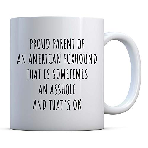 American Foxhound Gifts For Men And Women, American Foxhound Mug, American Foxhound Lover