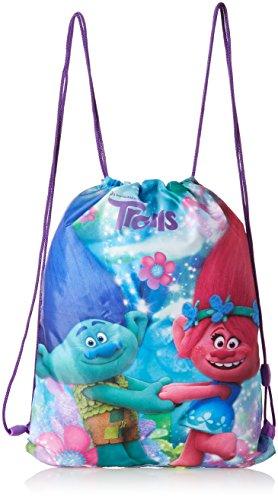 Trolls O94655 MC Multicolore Ombrello Lungo Trolls