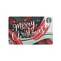 スターバックス カード メリークリスマス Starbucks 2018