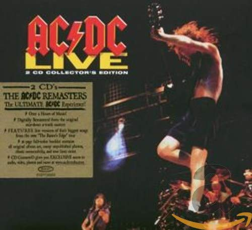 AC/DC: Live '92 (Special Edition Digipack) (Audio CD (Special Edition))