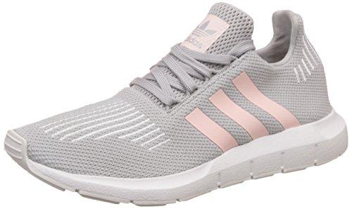 adidas Swift Run W, Zapatillas de Running para Mujer, Gris (Grey Two/Icey Pink/Footwear White), 38 2/3 EU