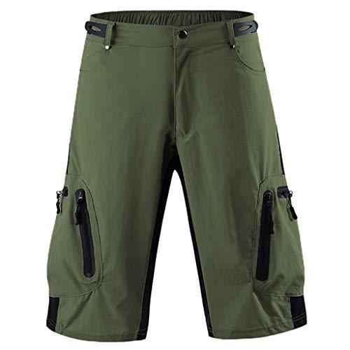 Setsail Herren Fashion Pure Color Bandage Beiläufige Lose Jogginghose Kordelzug Shorts Hose Sporthosen Laufhose Bequemes Hosen