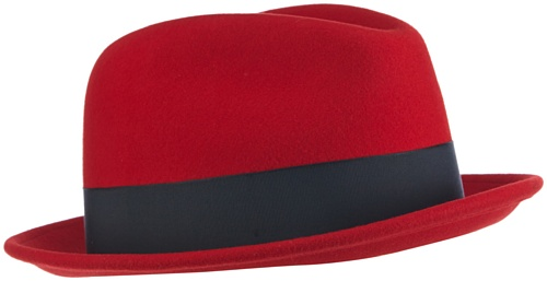 Bailey - 7001 - Chapeau - Homme - Rouge - M