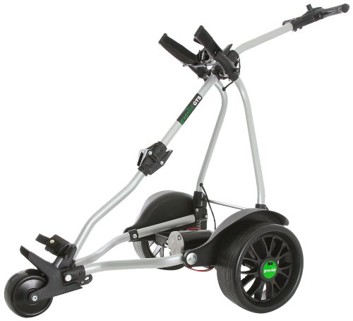 GreenHill - Elektro-Golfcarts in - silber, Größe 27 hole battery