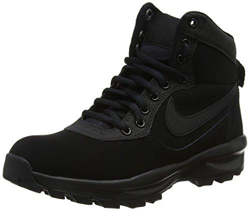 Nike Herren Manoadome Hohe Sneaker, Schwarz (Black/Black/Black), 45 EU
