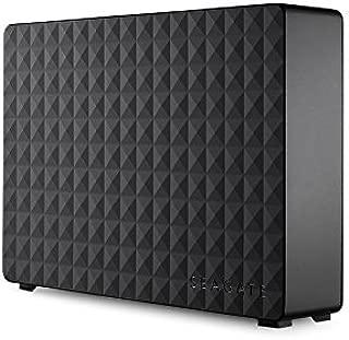 Seagate 希捷 Expansion 桌面式4TB外置硬盘 — USB 3.0 PC 笔记本电脑适用(STEB4000100)