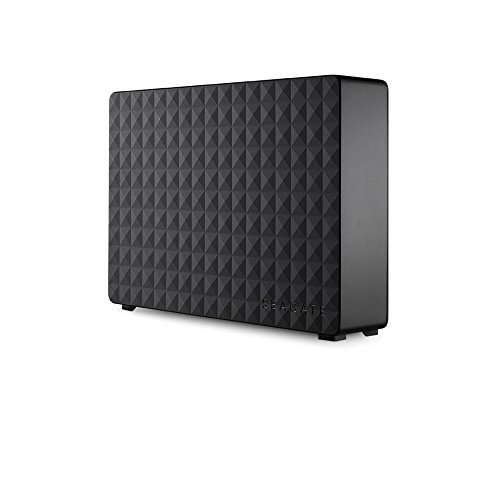 Seagate Expansion Desktop 4TB External Hard Drive HDD – USB 3.0 for PC Laptop (STEB4000100)