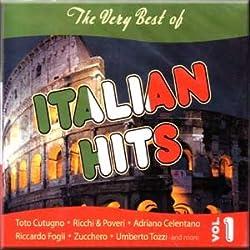The Very Best of Italian Hits. Volume 1 (2 CD Set)