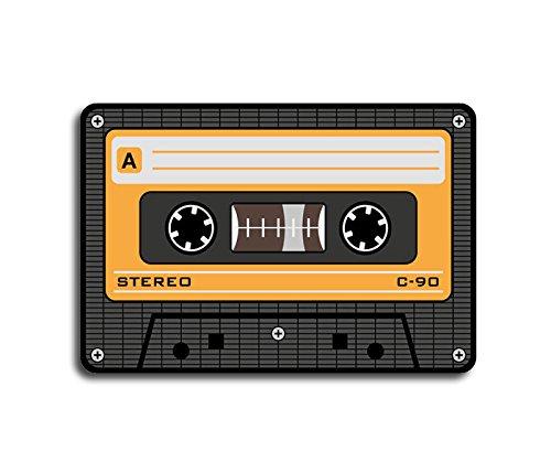 Mousepad Musikkasette