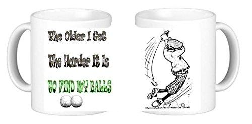 Taza de café de cerámica con texto en inglés