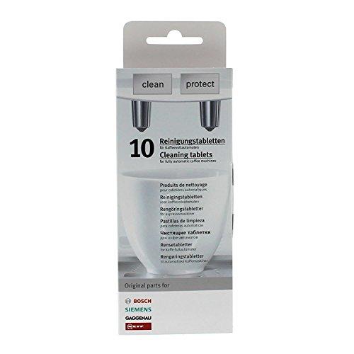 Siemens 00311970 Tableta de limpieza y accesorio