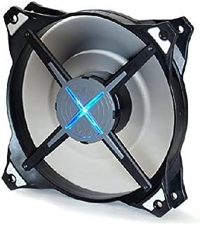 Zalman ZM-DF12 120mm Premium Daul Fan Impeller Blue LED Case Fan