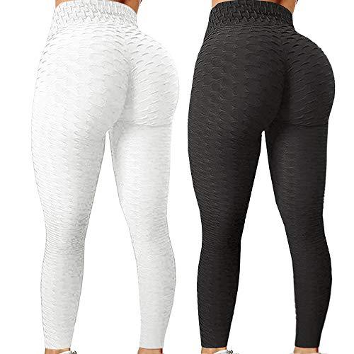 YJUU Classics Damen Leggings Tech Mesh Yoga-Fitness-Hose, Lange Streetwear- & Sporthose mit Netzeinsätzen in vielen Farben, Größen XS - 5XL