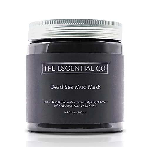 The Escential Co. Dead Sea Mud Mask