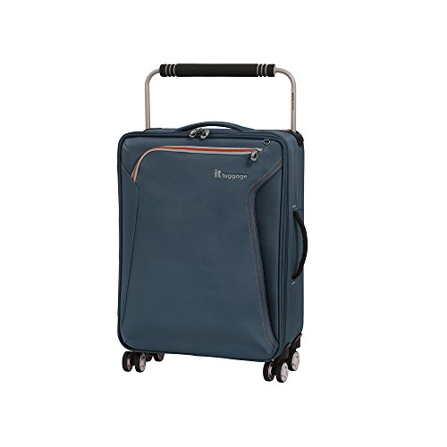 it Luggage World's Lightest Accent 8 Wheel Super Lightweight Suitcase
