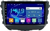 AEBDF Android 9.1 Coche Estéreo Radio GPS Navegación para Suzuki Brezza 2016-2018 Pantalla de Pantalla táctil Sat Nav Car Media Player,8Core WiFi+4G 4+32 DSP+Carplay