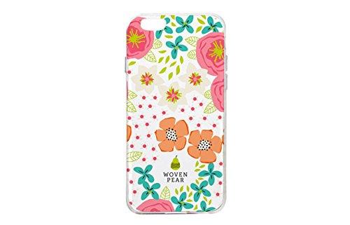 Woven Pear iPhone 7 PLUS - La Vie En Rose Phone Case