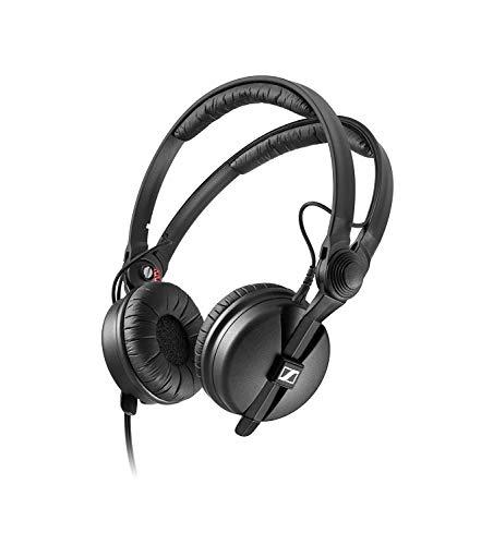 Sennheiser HD 25On-Ear-Kopfhörer, Schwarz