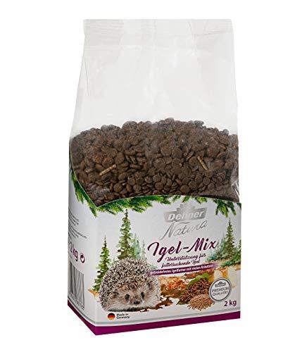 Dehner Natura Premium Igelfutter Futter-Mix, getreidefrei, 2 kg