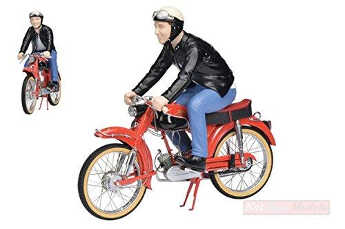 NEW SCHUCO SH6666 Victoria Avanti with Figure 1:10 MODELLINO DIE CAST Model