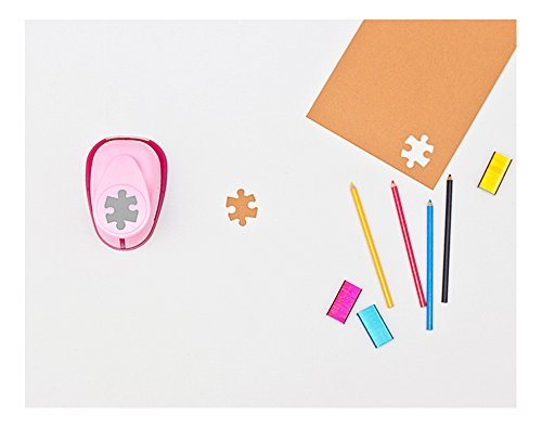 efco Stanzer, Kunststoff, pink, 5,3 x 7,5 cm