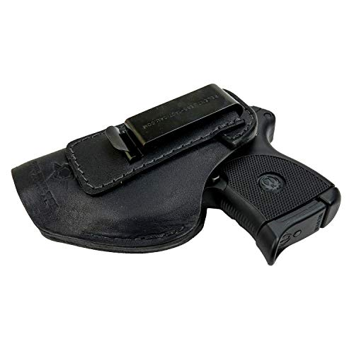 Relentless Tactical The Defender Leather IWB Holster - Made...