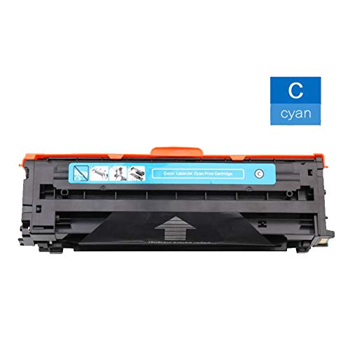 Compatible with Samsung 680 Color Toner Cartridge, Easy to Add Toner Suitable for Samsung CLP680ND DW CLX-6260FR CLT-K506S 506 Printer Toner Cartridge Large Capacity Red Blue Yellow Black-Black