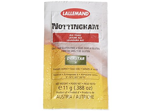 Lallemand - DY40 Dry Yeast - Nottingham Ale (11 g)