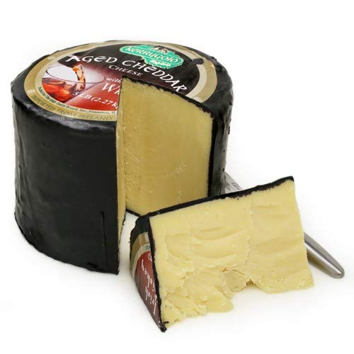 igourmet Kerrygold Aged Cheddar Cheese with Irish Whiskey (7.5 ounce)